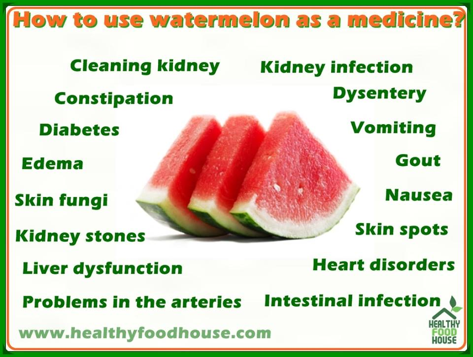 watermelon healthy