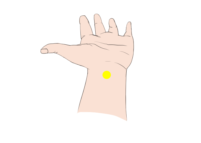 The Acupressure Points You Need to Know to Quickly Relieve