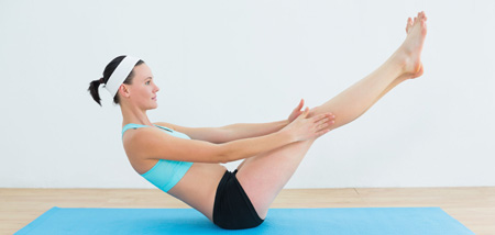 5 simple yoga poses to reduce even the most stubborn belly